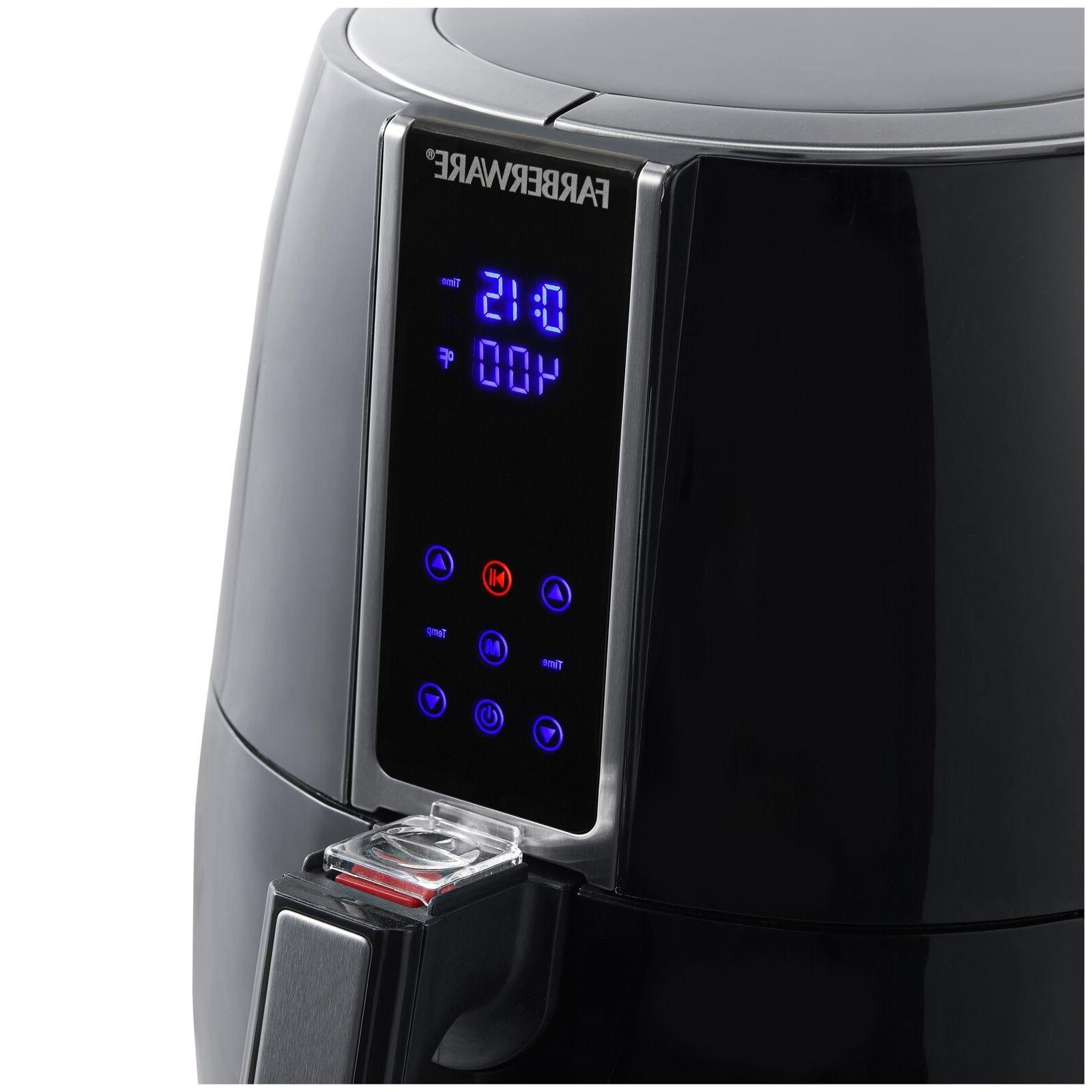 Farberware Fast Air Fryer Bake Grill Quart