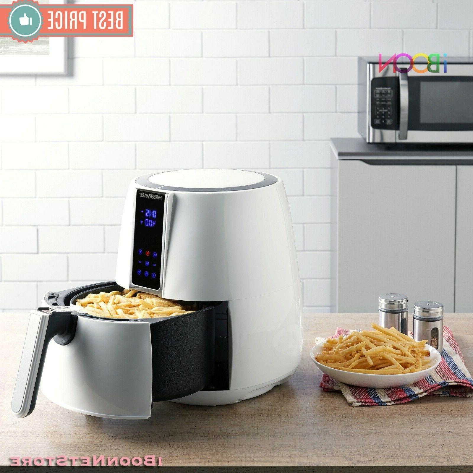 Farberware Digital Fryer Oven Rotisserie Toaster 3.2 qt