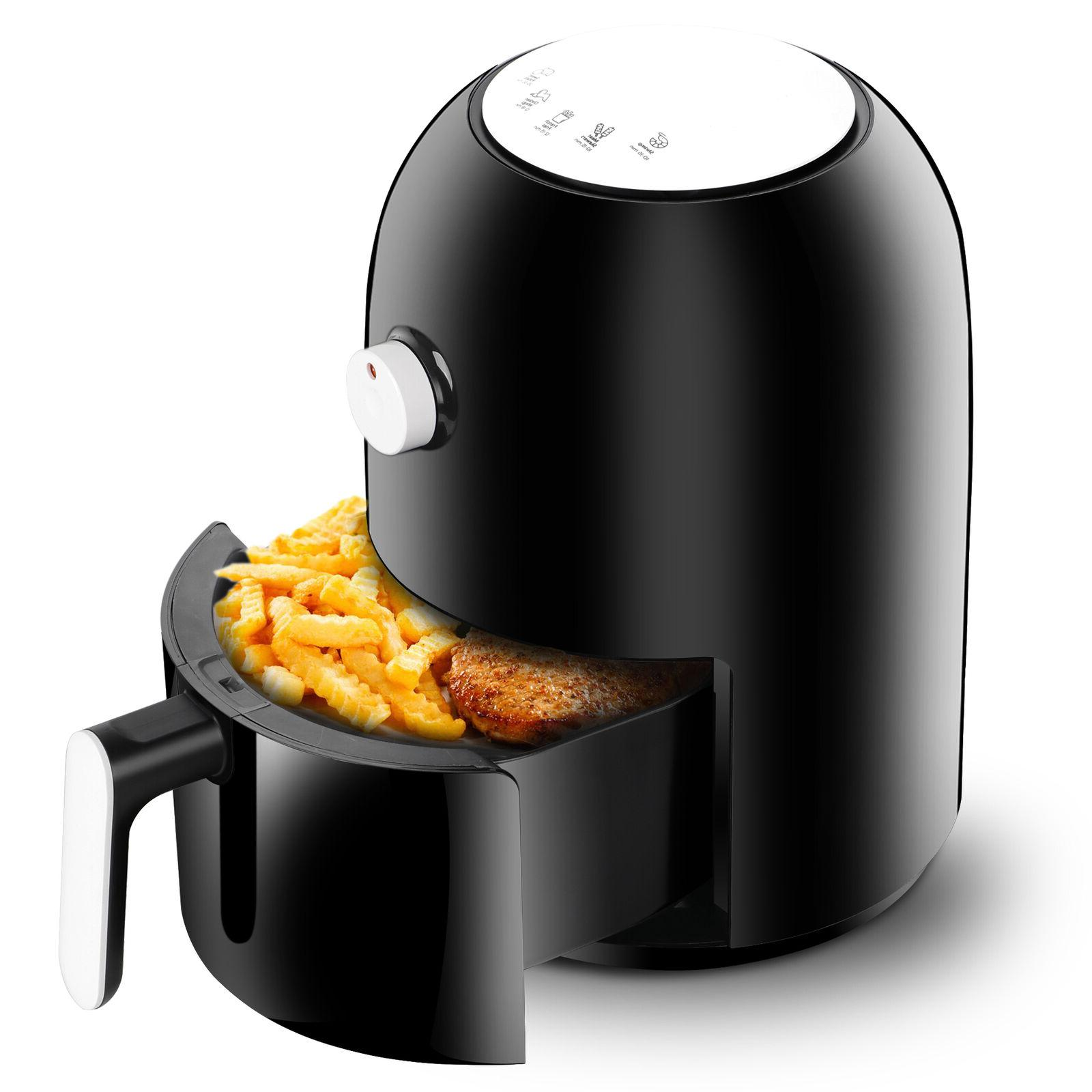digital deep air fryer customized preset
