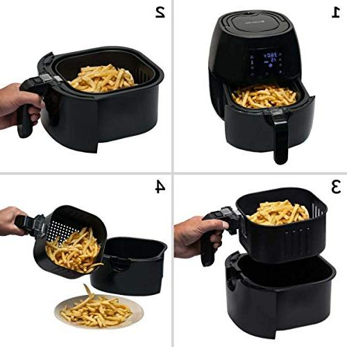 Avalon Bay Air Fryer and Restaurant Style Fry