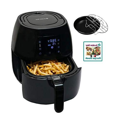 Avalon Air Fryer and Style French Cutter