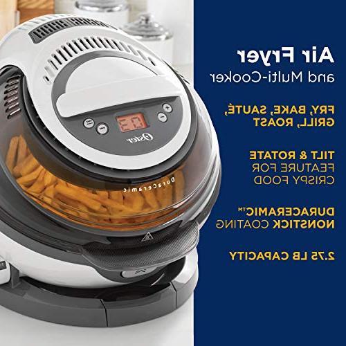 Oster Ceramic Fryer, Large/3L,