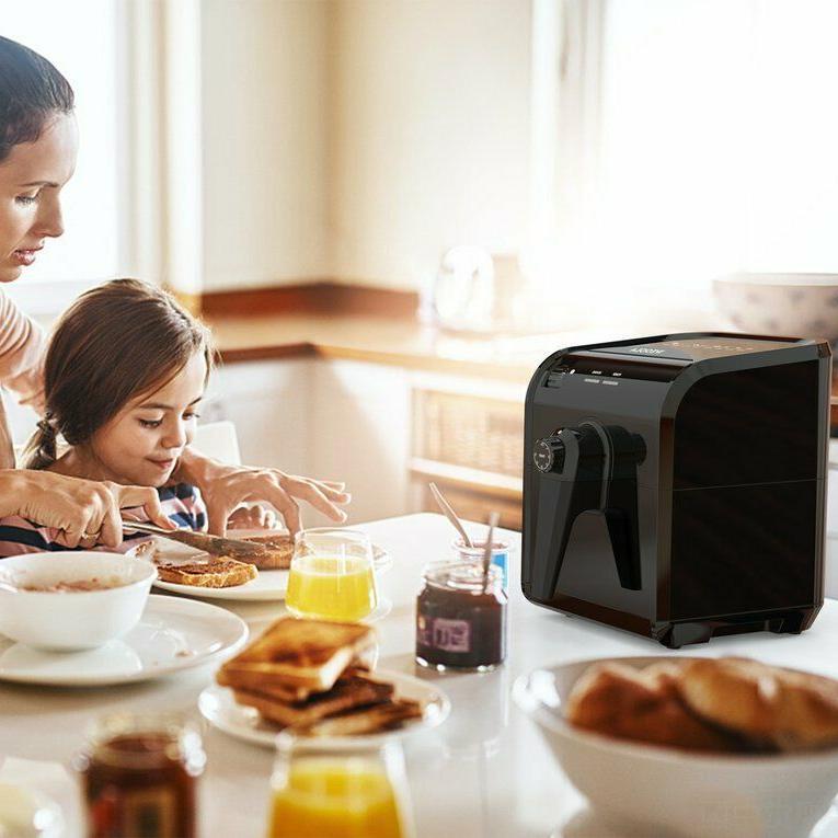Electric Fryer 4.8 Qt Digital Oil