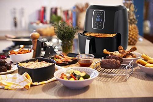 Emerald Air Fryer with 5.2L