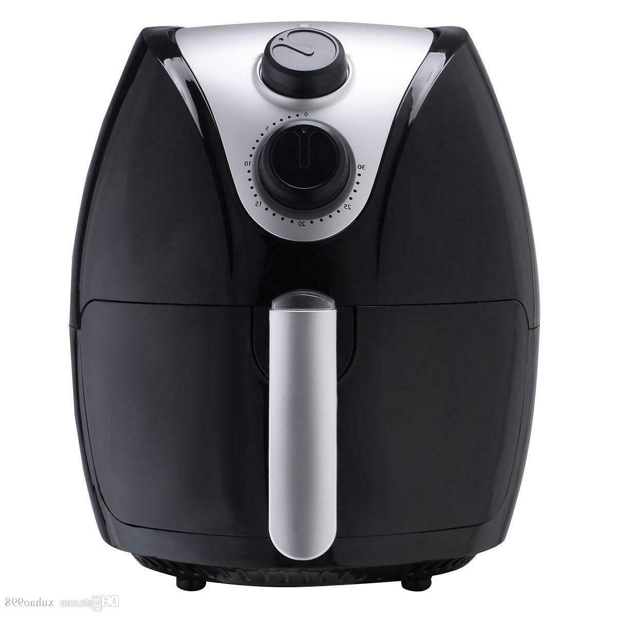 electric air fryer cooker