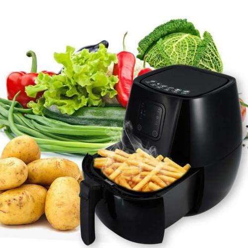 electric air fryer cooker oil less dry