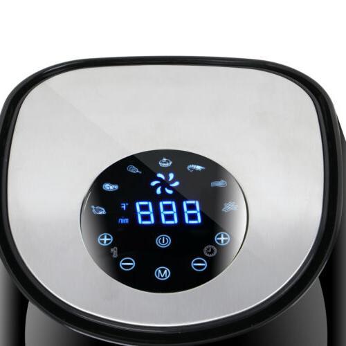 Electric Air Oil Less Dry Hot Air Detachable