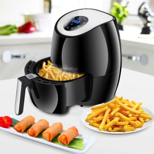 Electric Air Fryer Oil Dry Air Fryer Basket