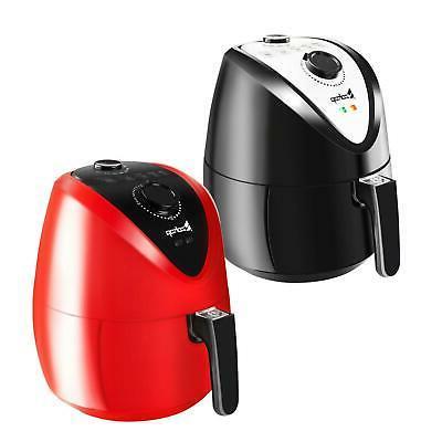 electric air fryer digital fat technology rapid