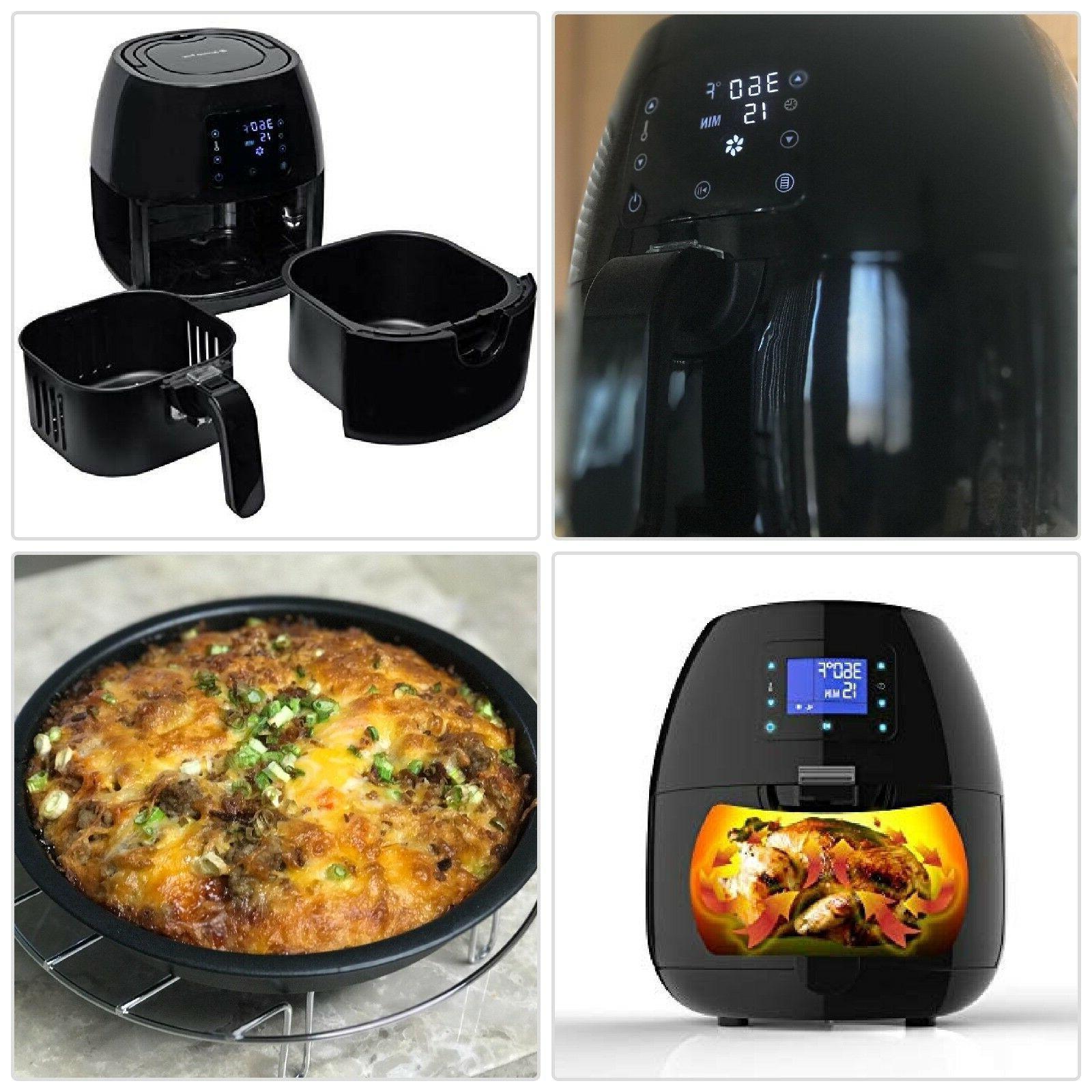 Electric Programs Detachable 1400W w/ Recipes