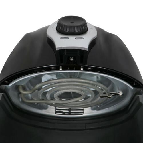 1500w Electric 3.7 Air Fryer Temperature