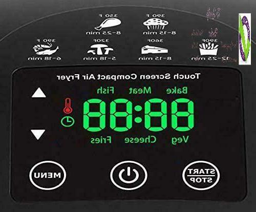Elite Maxi-Matic Dual Layer Electric 3.5 Qt. Hot Air
