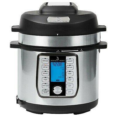 emeril lagasse pressure cooker air fryer steamer
