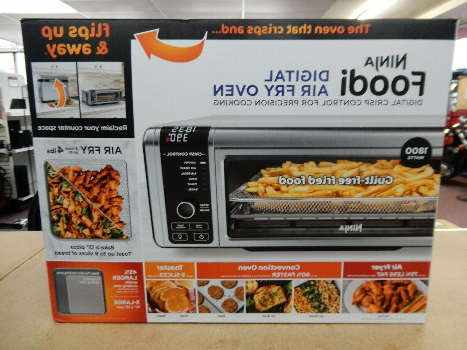 foodi sp100 digital air fryer oven convection