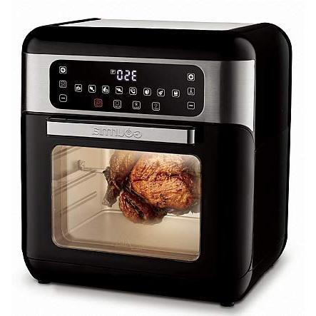 Gourmia GAF678 7-Qt All-in-One Digital Free Fry Air Fryer Ov