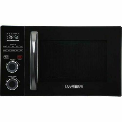 Farberware 1.0 Cu. Ft 1500-Watt Oven Healthy Fry and Function, LED Lighting,