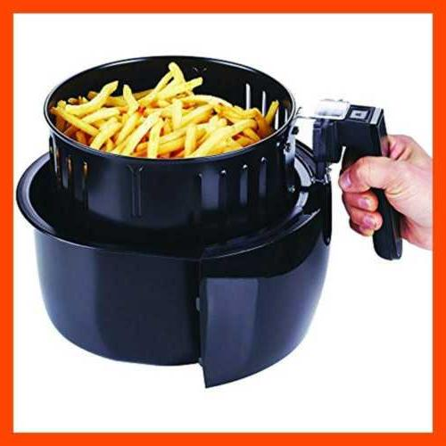GoWISE USA Generation Electric Air Fryer with