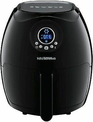 gw22932 3 7 quart digital air fryer
