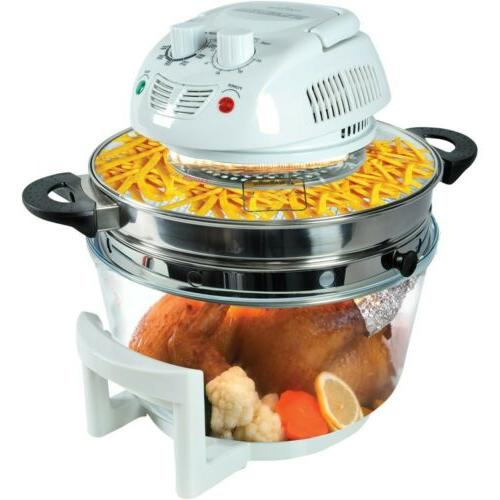 halogen oven air fryer infrared convection cooker