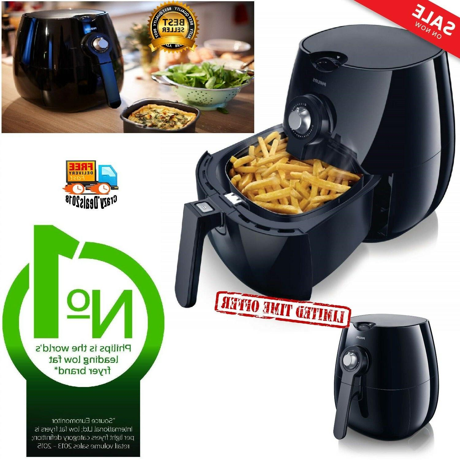 Philips HD9220/29 Electric Air Fryer Cooker french fries Viv