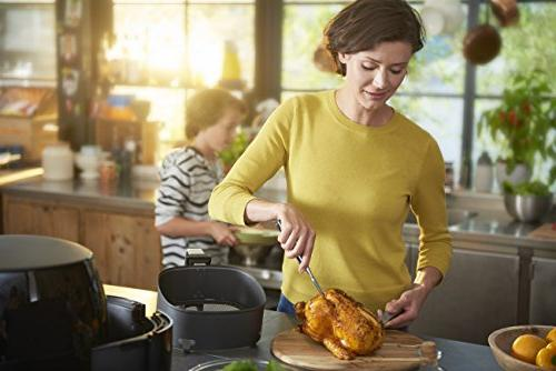 Philips TurboStar Airfryer with Fat Technology,