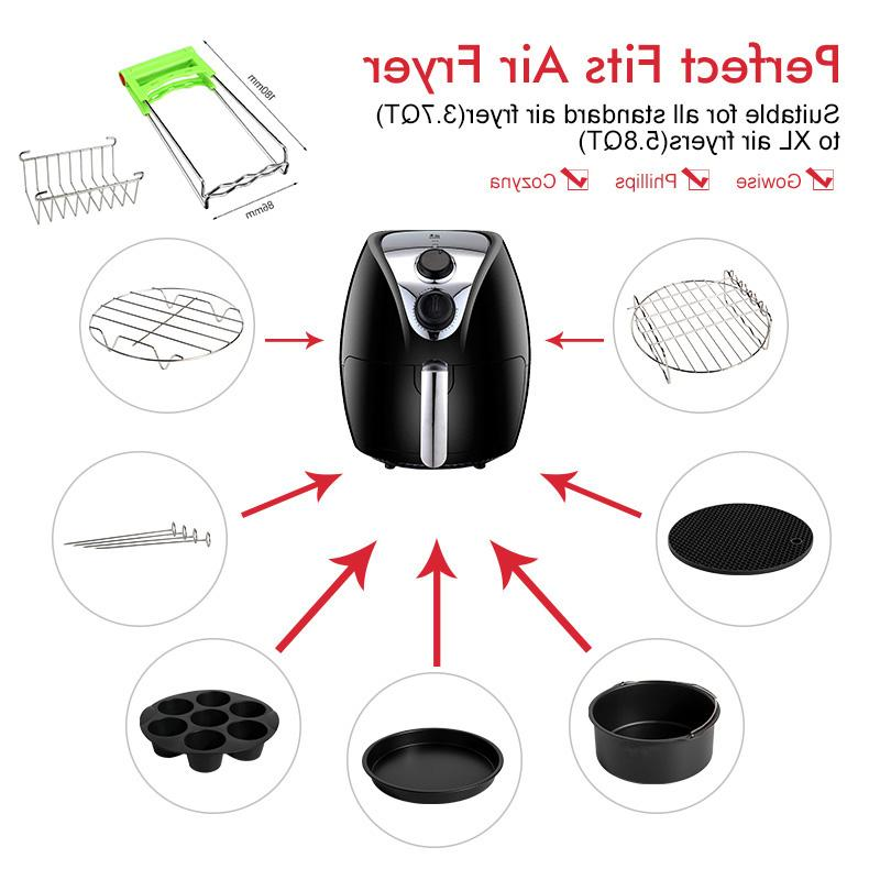 High Quality <font><b>Air</b></font> Accessories 7 Inch Gowise Secura, of Fit all 4.2 5.8QT