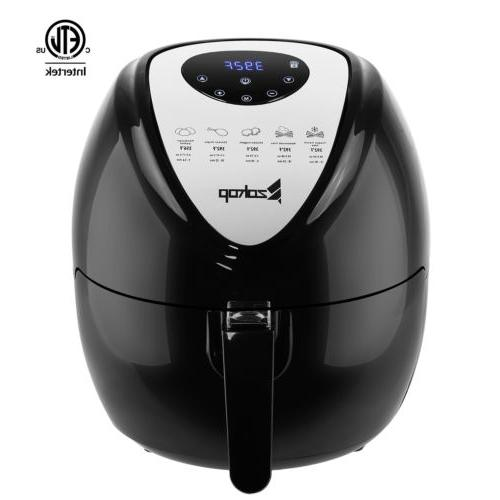 Hot Air Fryer 6.5L Healthy Versatile Frying Food Best Price