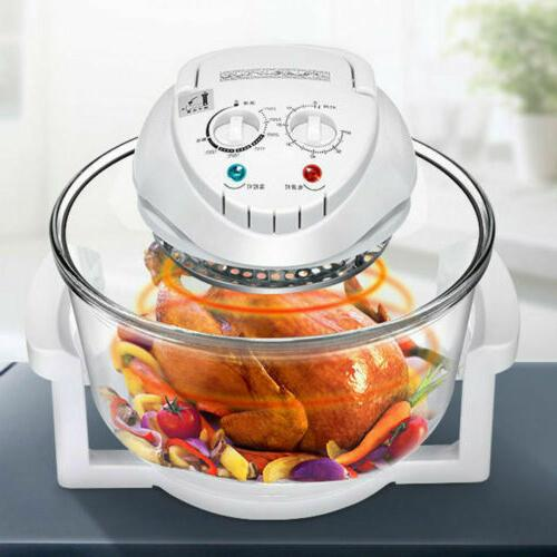 Hot Air Fryers Cooker Turbo Oven
