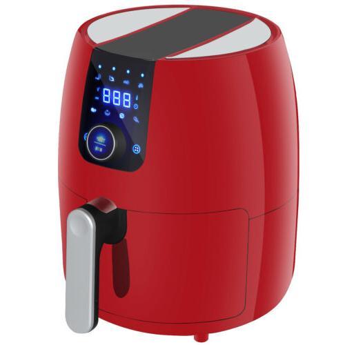 Kitchen Healthy Appliance Air Fryer Temperature
