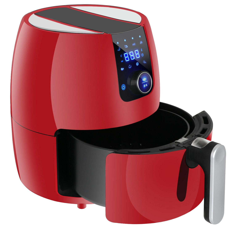 Kitchen Healthy Appliance Deep Air Fryer Touch Screen Temperature Control