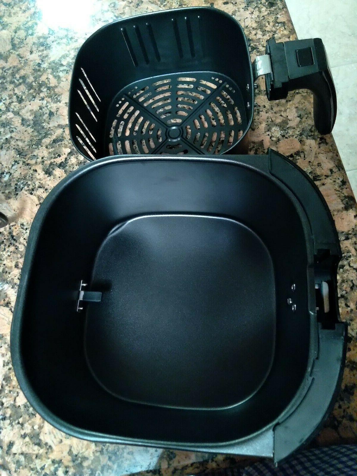 Maxi-Matic Elite 3.2 Quart Electric Air Fryer...