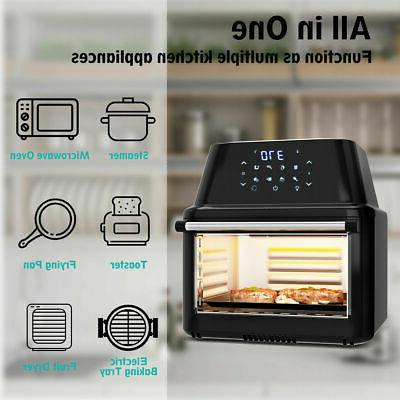 XL 16L Multi-functional Power Air Fryer Oven All-in-One 16.9