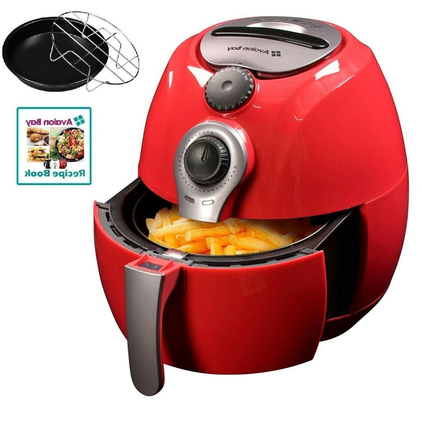 Multipurpose Air Fryer Baking Frying Cooking