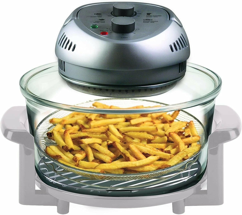 NEW Big Boss Air Fryer 1300W + Cookbook