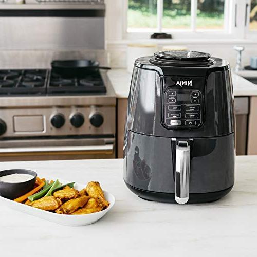 Ninja Air 1550-Watt Programmable Air Frying, Roasting, Dehydrating Coated