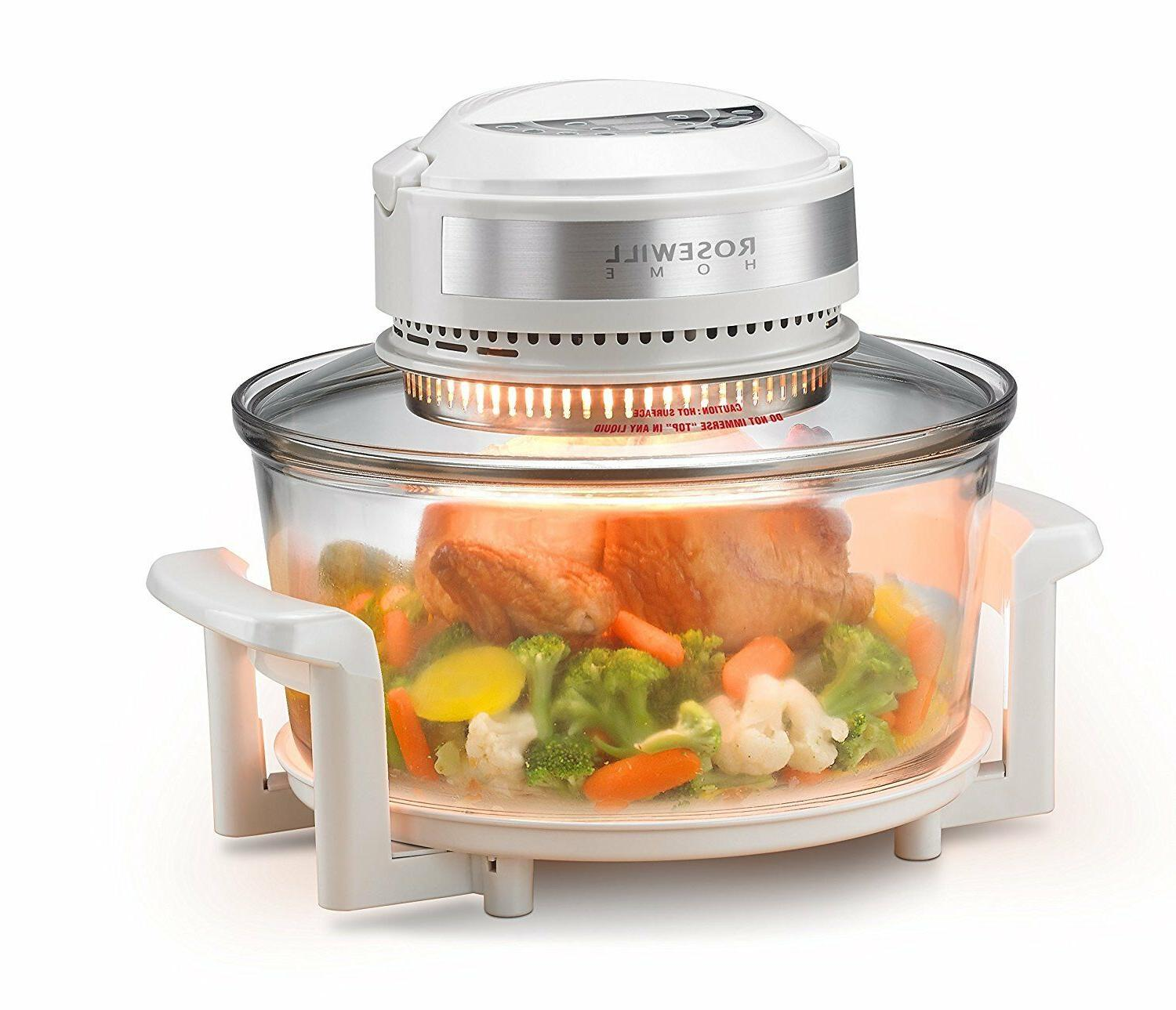 Oil Electric Healthy Deep Family Cooker Cook