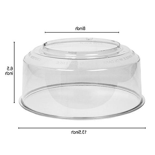 Nuwave Oven Pro Plus Replacement Dome Genuine Dome
