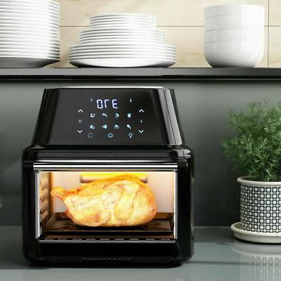 power xl air fryer grill oven