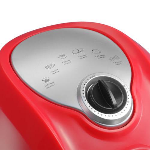 Air Fryer Temperature Control 8 Preset