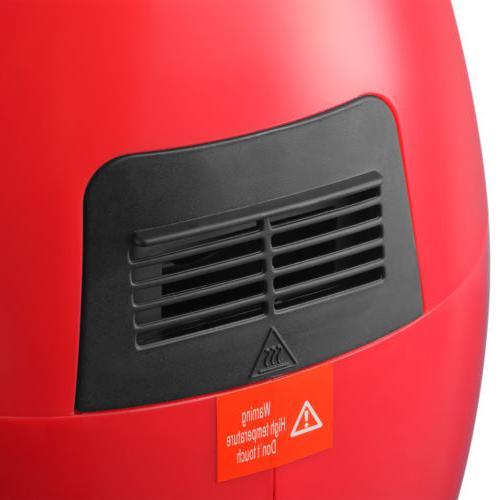1700W Air Temperature Preset