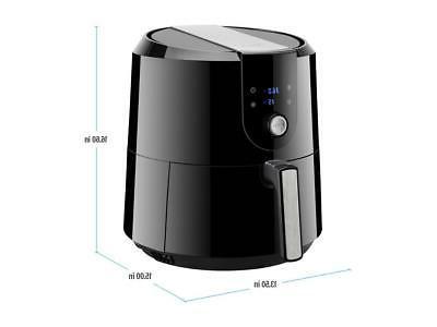 Fryer 5.8-Quart Extra Capacity with