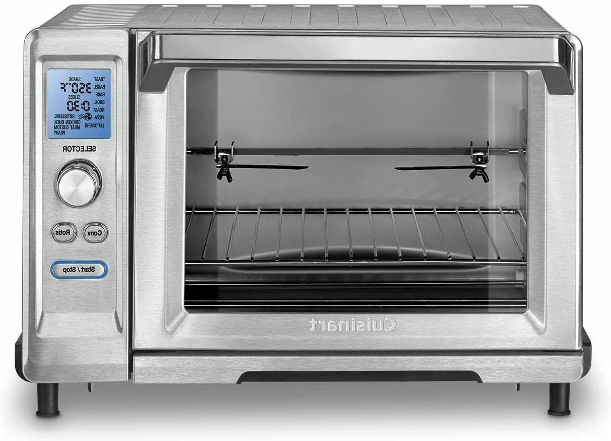 tob rotisserie convection toaster oven