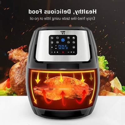 TaoTronics TT-EE005 Fryer Screen Cooker,