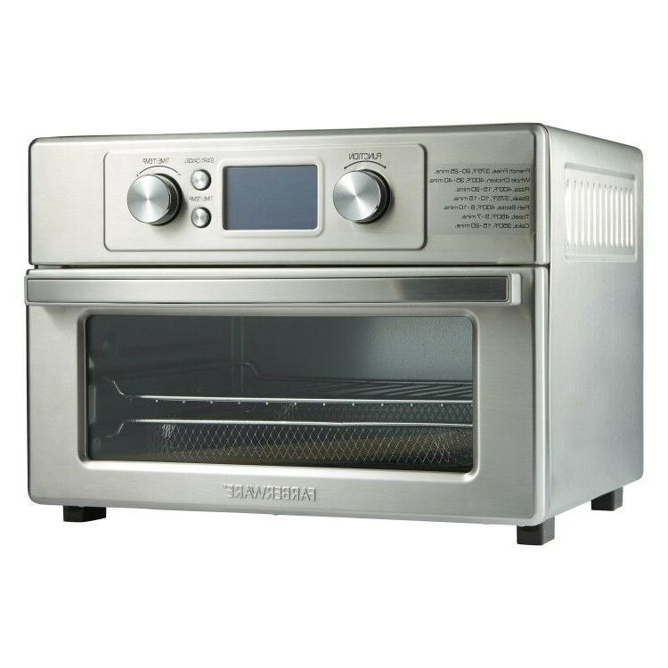 Air Fryer Convection Oven Kitchen Counter Toaster Combo