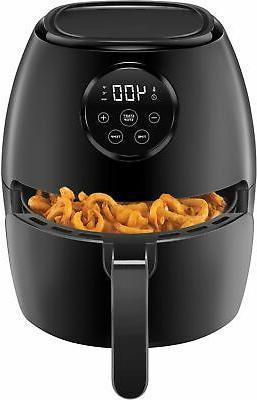 CHEFMAN Digital Fryer - Black
