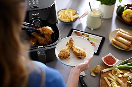 Philips Viva Fry Healthy 75% Less Fat, HD9621/96,