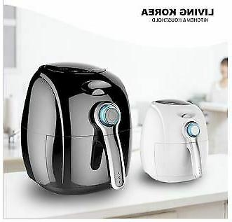 yd k06 korea air fryer 4l dial