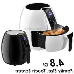 Large Digital Dry Hot Air Fryer Oven Cooker XL Electric Powe