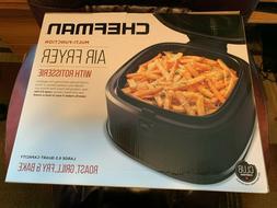 Chefman Multi-Function Air Fryer w/ Rotisserie Function Larg