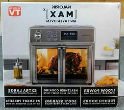 New Kalorik 26-qt. Digital MAXX Air Fryer Toaster Oven AFO 4